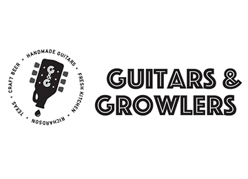 Guitars and Growlers Logo