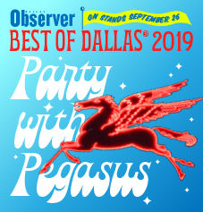 Wildflower! Arts & Music Festival nominated best art and music festival Dallas Observer