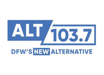 ALT 103.7 Logo