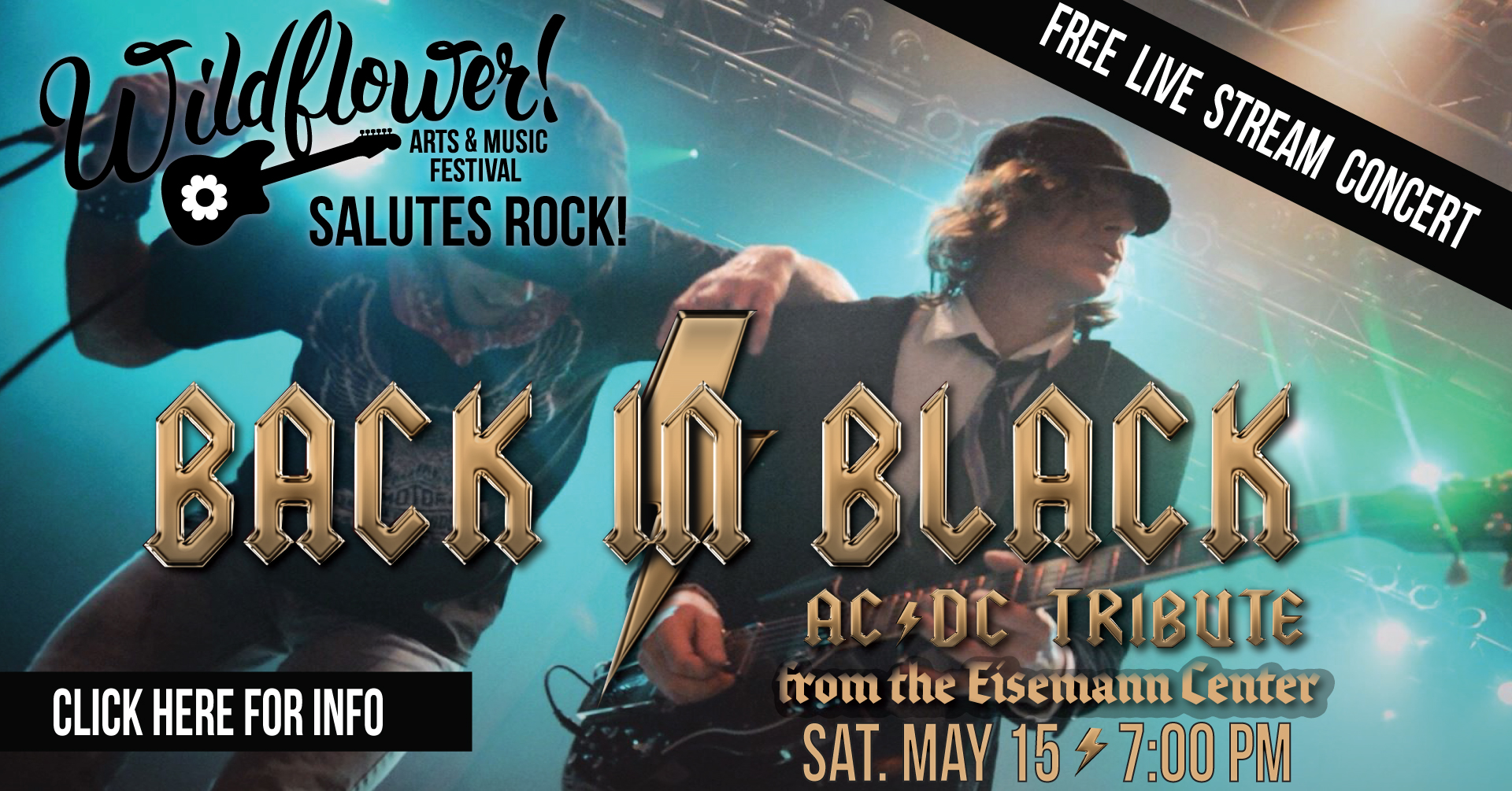 Back in Black AC/DC Tribute Band